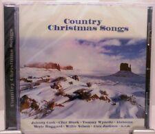Country Christmas Songs CD + Tolles Album mit 16 Weihnachtslieder für Cowboys