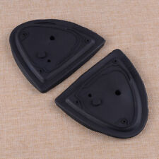 Pair Side Rearview Door Wing Mirror Base Seal Gasket Fit For Benz W220 S-class