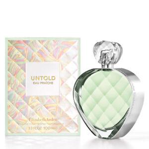 Untold Eau Fraiche By Elizabeth Arden 100ml Edts Womens Perfume