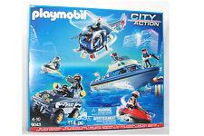 Playmobil - City Action - 9043 - S.W.A.T. Mega-Set - NEU OVP