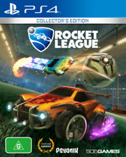 Rocket League Collectors Edition PS4 Game NEW