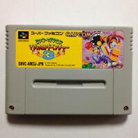 Nintendo Super Famicom Mickey & Donald Magical Adventure 3 Japan SFC SNES