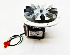 """Breckwell Pellet Stove Combustion Exhaust Motor A-E-027 + 5"""" Fan AMP-UNIVCOMBKIT"""