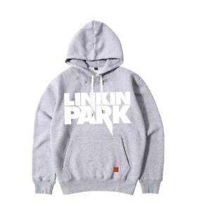 Rock Band Linkin Park Hoodie Sweatshirt Coat Jacket Women Men Sweatwear Pullover