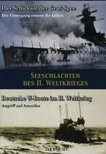 Deutsche U-Boote im II. Weltkrieg + Das Schicksal der Graf Spee Kriegsmarine, 2.