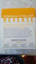 New Rodan & Fields REVERSE Lightening Regimen FULL SIZE