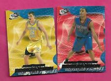 2000 PRESS PASS  RICHARDSON + COLLIER NBA ROOKIEVISION  CARD (INV# C3416)