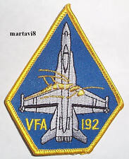 US.Navy F-18 Hornet Aircraft Cloth Badge / Patch (F18-4)