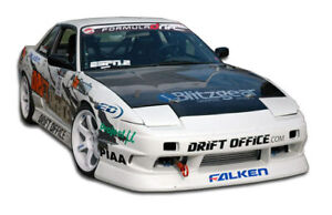 89-94 Fits Nissan 240SX 2DR B-Sport Duraflex Full Body Kit!!! 103624