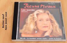 Jeanne Moreau - Succès 1963 2003 - 21 titres - Boitier neuf - CD