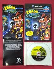 Crash Bandicoot: La Venganza de Cortex - NINTENDO - GAMECUBE - MUY BUEN ESTADO