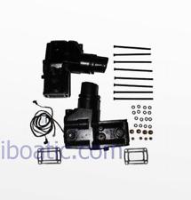 Kit coudes et collecteurs V8 pour VOLVO PENTA & OMC V8 GM 5L 5.7L  28,7cm