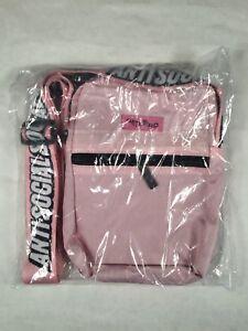 NIP Anti Social Social Club Pink Side Bag New In Package DS Shoulder Satchel