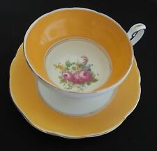 VINTAGE RARE FOLEY BONE CHINA CUP AND SAUCER MADE IN ENGLAND