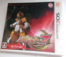 Medabots Medarot 7 - Nintendo 3DS RPG Japan Import