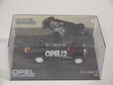 h  ) OPEL Collection Nr. 25 - RAK 2 1928 -  1:43  in Klarsichtbox mit Riss