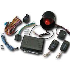 universal Auto Kfz Alarm Alarmanlage 2 Klappschlüssel Handsendern ZV-Ansteuerung