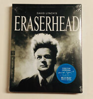 NEW SEALED ERASERHEAD THE CRITERION COLLECTION BLU RAY