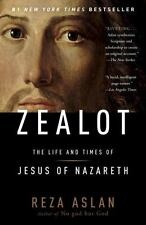 Zealot : The Life and Times of Jesus of Nazareth by Reza Aslan (2014, Paperback)