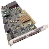 IBM 39J2014 PCIx Dual U320 DDr SCSi Raid Card 39J2012 571B Adaptec 39J0167 Adapt