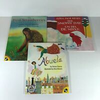 Lot of 3 Dolly Parton Imagination Library Childrens Picture Books - Variety