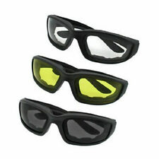 Fashion Padded Wind Resistant Sunglasses Extreme Sports Motor Riding Glasses
