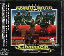 Snoop Dogg presents Welcome To The Church - Japan CD - NEW MIRA MIRA MYKESTRO