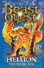 Very Good, Hellion the Fiery Foe: Series 7 Book 2 (Beast Quest), Blade, Adam, Bo