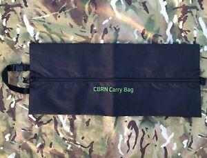 NEW GENUINE BRITISH ARMY ISSUE MTP VIRTUS WEBBING CBRN NBC SUIT CARRY BAG