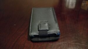 Belkin Lillian Leather Folio Case for iPod touch 2G, 3G, 4G (Black)