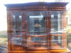 furniture china cabinet used