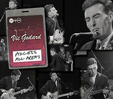 Vic Goddard - Access All Areas (Live) (2015)  CD+DVD  NEW/SEALED  SPEEDYPOST