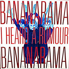 "BANANARAMA - I HEARD A RUMOUR 12"" 45 - IN EXCELLENT CONDITION - AUS PRESSING"