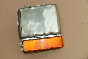 Right Marker Corner Lamp Light Cadillac 80-84 Deville Fleetwood 87-89 Brougham