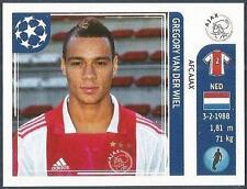 PANINI UEFA CHAMPIONS LEAGUE 2011-12- #248-AJAX-GREGORY VAN DER WIEL