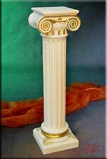 griechische Säule antik Blumensäule Dekosäule Säulen Podest Kunstharz