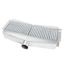 Universal Twin Turbo Intercooler Fmic 28x12x25 400 800hp 2 In 1 Out