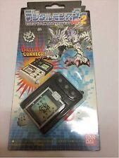 Used Digimon Digital Monster Ver.2 Black Bandai F/S JP