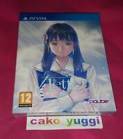 ROOT LETTER LIMITED EDITION SONY PS VITA PAL NEW SEALED NEUF SCELLE