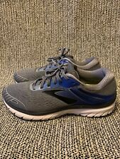 Brooks Adrenaline GTS 18 Men's Running Athletic Sneakers Size 11 W 2E Navy Blue