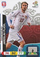 JAROSLAV PLASIL # REP.CZECH CARD PANINI ADRENALYN EURO 2012