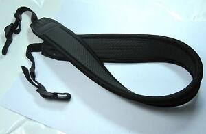 Skidproof Neoprene Neck Strap for All SLR/DSLR Camera slr