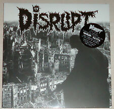 Disrupt (Self-titled) EP - Camouflage Splatter vinyl / Gatefold / New (2008)