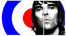 Ian Brown limited edition print 36 x 20 MATCHPOPART