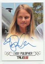 True Blood Premiere Edition Autograph Card Lindsay Pulsipher/Crystal Norris