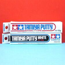 Tamiya Putty (#87053 Basic Type, #87095 White) 2pcs Set i
