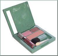 Clinique~Color Surge Eye Shadow Duo~STRAWBERRY FUDGE + Blush & Gloss~Makeup Quad