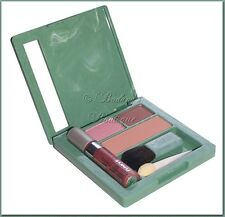 Clinique~Color Surge Eye Shadow Duo~STRAWBERRY FUDGE + Blush & Gloss~Makeup Quad