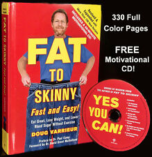 FAT TO SKINNY Fast and Easy! Revised and Expanded  Best Weight Loss Diet Book