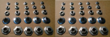 50 NEW EMBLEM/TRIM RETAINERS! 1950-70's FORD MUSTANG THUNDERBIRD BRONCO MERCURY